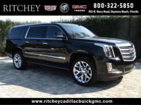 Finance Offers based on MSRP:2017 Cadillac Escalade ESV