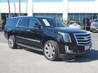 CARFAX 1-Owner, Cadillac Certified, GREAT MILES 15,015!