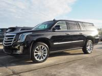 Check out this gently-used 2017 Cadillac Escalade ESV