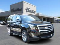 Options:  2017 Cadillac Escalade Luxury|Navigation