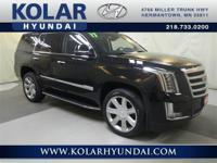New Arrival, 2017 Cadillac Escalade Luxury! Still Under