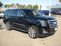 Options:  2017 Cadillac Escalade 2Wd 4Dr Luxury