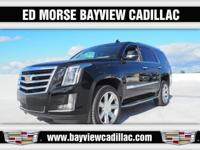 Options:  2017 Cadillac Escalade Luxury|Luxury 4Dr