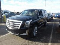 2017 Cadillac Escalade Platinum Edition Coming Soon!