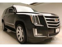 This 2017 Cadillac Escalade Luxury 2WD with only 17,563