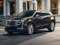 2017 Cadillac XT5  CARFAX One-Owner. Reviews:    *