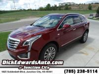 Elegantly expressive, this 2017 Cadillac XT5 will