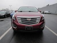Red 2017 Cadillac XT5 Luxury AWD 8-Speed Automatic 3.6L