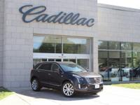 Take a look at this all new 2017 Cadillac XT5! This XT5