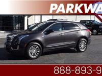 2017 Cadillac XT5 Luxury Dark Granite Metallic 3.6L V6