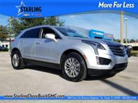 New Price! This 2017 Cadillac XT5 Luxury in Radiant