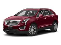 Sturdy and dependable, this Used 2017 Cadillac XT5