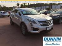 Options:  2017 Cadillac Xt5 Luxury|Silver|This Xt5 Is