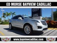 Options:  2017 Cadillac Xt5 Platinum Awd Platinum 4Dr