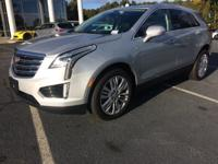 New Price! Radiant Silver Metallic 2017 Cadillac XT5