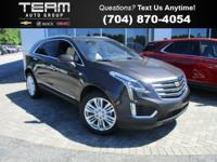 2017 Cadillac XT5 Premium Luxury First Oil Change Free,