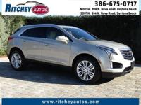 LIKE NEW CADILLAC XT5**CLEAN CAR FAX**ONE