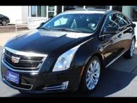 New Price! CARFAX One-Owner. XTS Luxury Black Raven