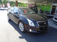 2017 Cadillac XTS Luxury Black CARFAX One-Owner. 28/18