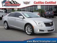 CARFAX 1-Owner, Cadillac Certified, GREAT MILES 8,332!