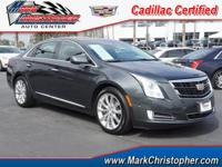 CARFAX 1-Owner, Cadillac Certified, ONLY 10,802 Miles!