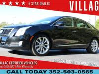 1 Owner Local Trade, CADILLAC CERTIFIED*6 YR/70K