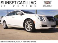 2017 Cadillac XTS. Cadillac's most luxurious ride.