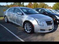 Options:  2017 Cadillac Xts Luxury|Luxury 4Dr
