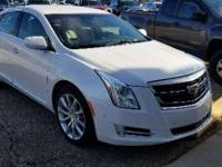 Crystal White Tricoat 2017 Cadillac XTS Luxury FWD