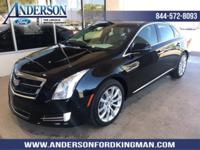 Black Raven 2017 Cadillac XTS Luxury FWD 6-Speed