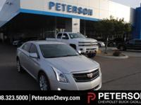 With this 2017 Cadillac Certified Pre-Owned, You're not