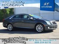 phantom gray metallic 2017 Cadillac XTS Luxury FWD