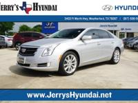 Check out this gently-used 2017 Cadillac XTS we