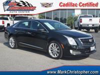EPA 28 MPG Hwy/18 MPG City! CARFAX 1-Owner, Cadillac