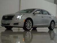 2017 Cadillac XTS Luxury in Radiant Silver Metallic,