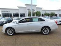 Options:  2017 Cadillac Xts Luxury|Crystal White