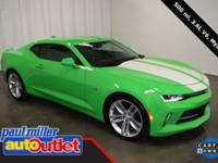 One owner 2017 Chevy Camaro 1LT with RS package. Just