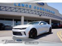 CARFAX One-Owner. Clean CARFAX. 2017 Chevrolet Camaro