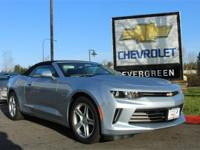 Options:  2017 Chevrolet Camaro 1Lt|Blue| Price