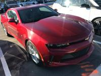 Options:  2017 Chevrolet Camaro|Vin: