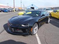 Special Pricing on this 2017 Camaro RS with Sunroof, 20
