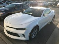 This 2017 Chevrolet Camaro LT is proudly offered by