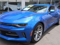CARFAX One-Owner. Clean CARFAX. Hyper Blue Metallic