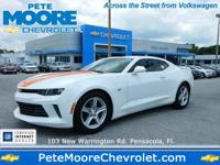 Pete Moore Chevrolet has a wide selection of