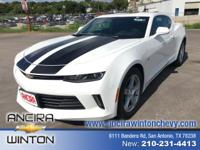 This new Chevrolet Camaro 1LT is now for sale in San