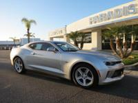 Options:  2017 Chevrolet Camaro 2Dr Cpe Lt W/1Lt|Power