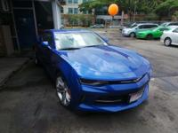 Look at this 2017 Chevrolet Camaro LT. Its Automatic