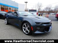CERTIFIEDCarfax One Owner 2017 Chevrolet Camaro SS