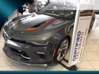 Options:  2017 Chevrolet Camaro Ss|Ss 2Dr Convertible
