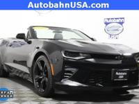 BEST TIME TO BUY A CONVERTIBLE!!! Black 2017 Chevrolet